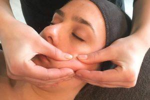 Bindweefsel massage